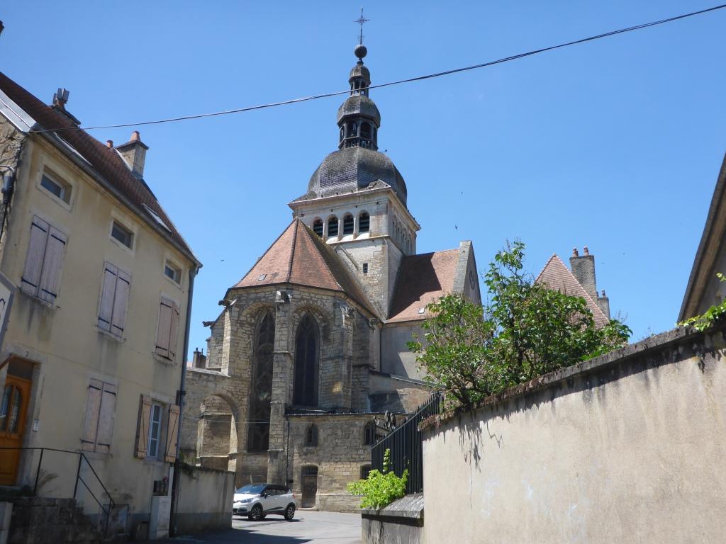 Kirche von Gray (Bild: Klaus Dapp)
