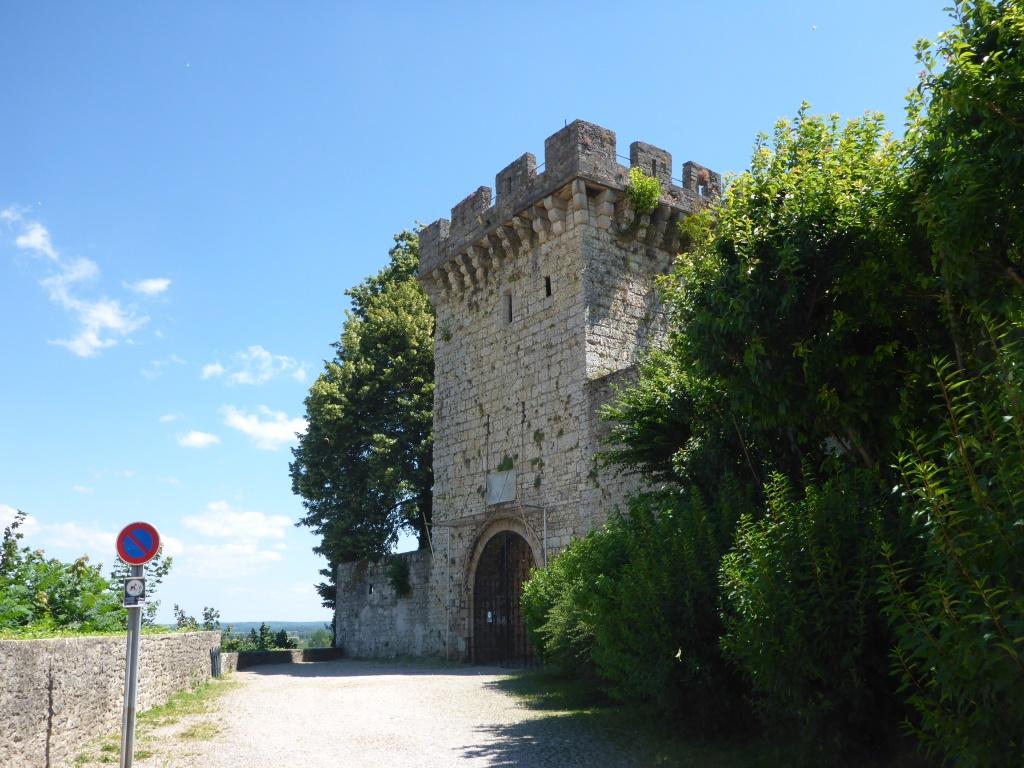 Stadtmauer von Grey (Bild: Klaus Dapp)