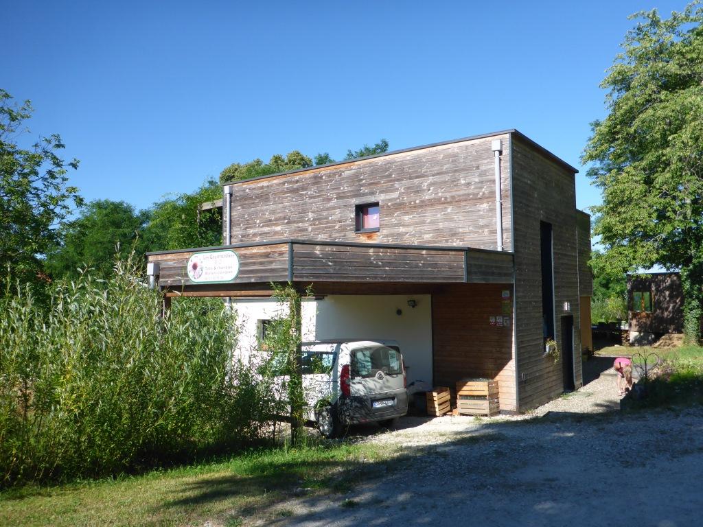 Haus Les Gourmandises (Bild: Klaus Dapp)