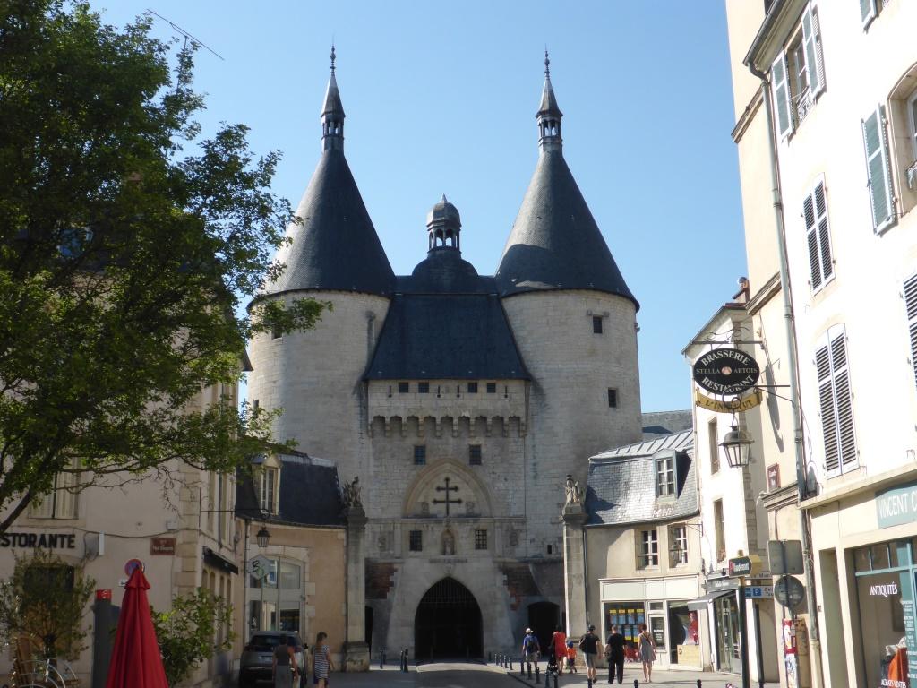 Porte Notre Dame in Nancy (Bild: Klaus Dapp)
