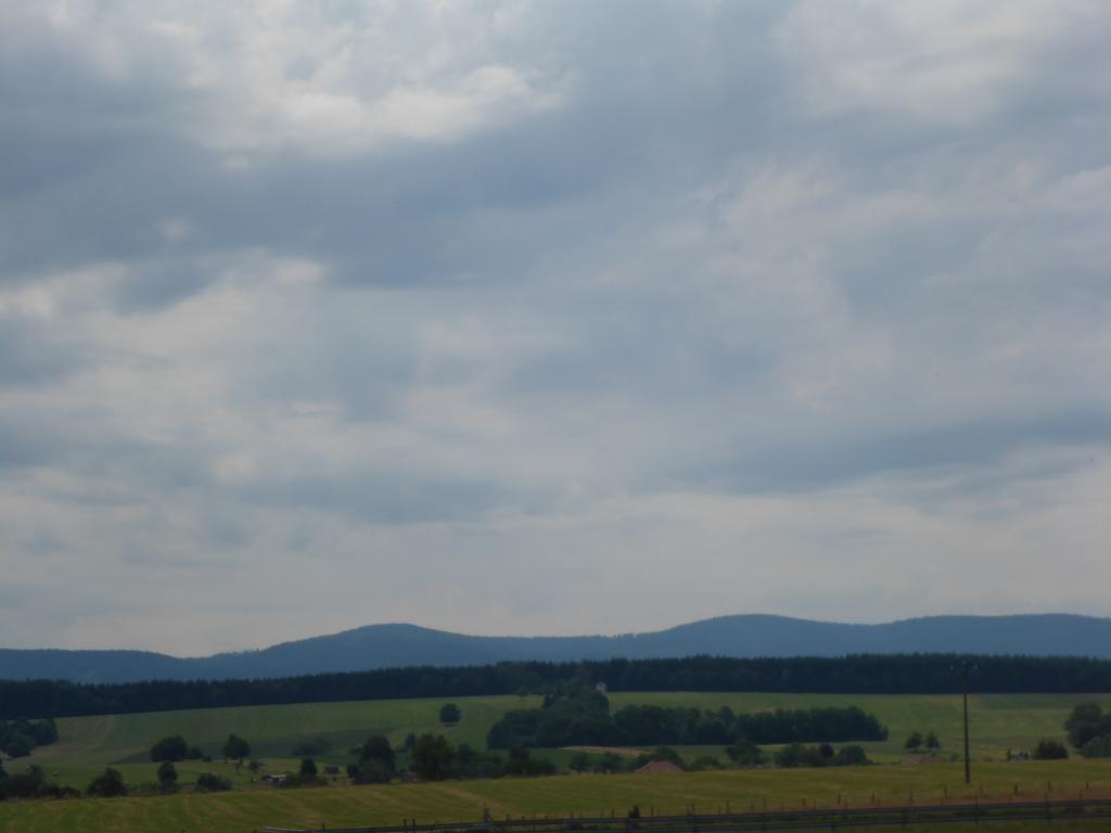 Blick auf den Schwarzwald (Bild: Klaus Dapp)