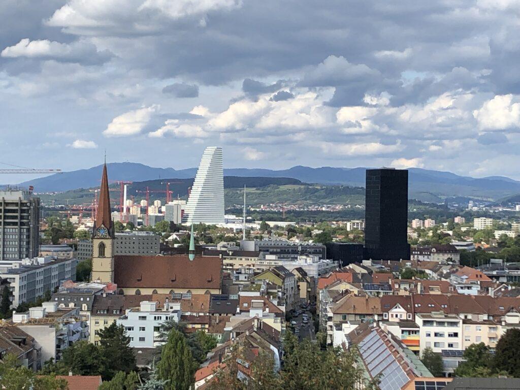 Blick über Basel (Bild: Klaus Dapp)