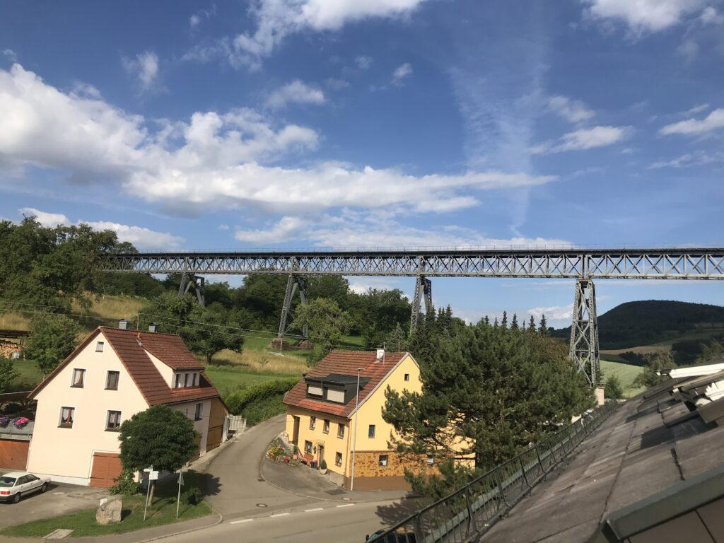 Sauschwänzlebahn bei Epfenhofen (Bild: Klaus Dapp)