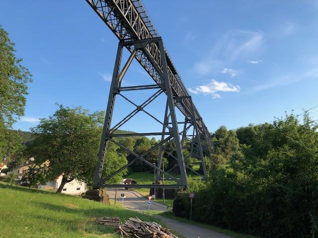 Viadukt der Sauschwänzlebahn bei Epfenhofen (Bild: Klaus Dapp)