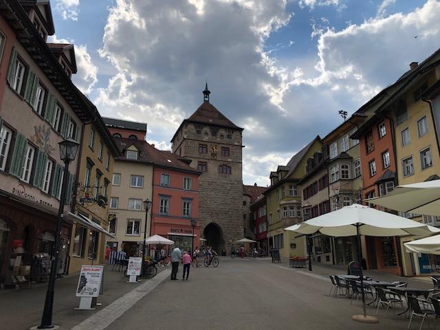 Schwarzes Tor in Rottweil (Bild: Klaus Dapp)