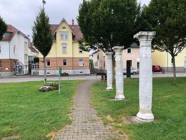 Römer in Rottweil (Bild: Klaus Dapp)
