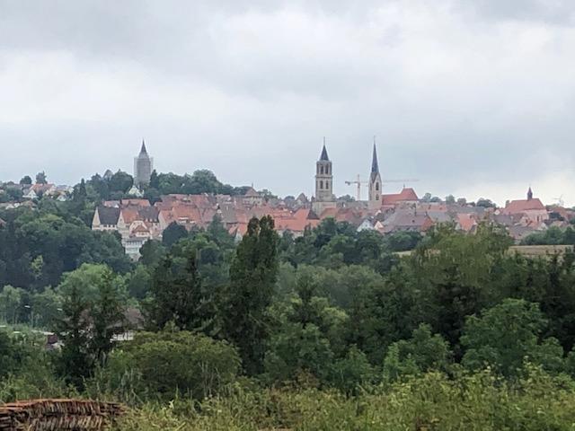 Stadtansicht Rottweil (Bild: Klaus Dapp)