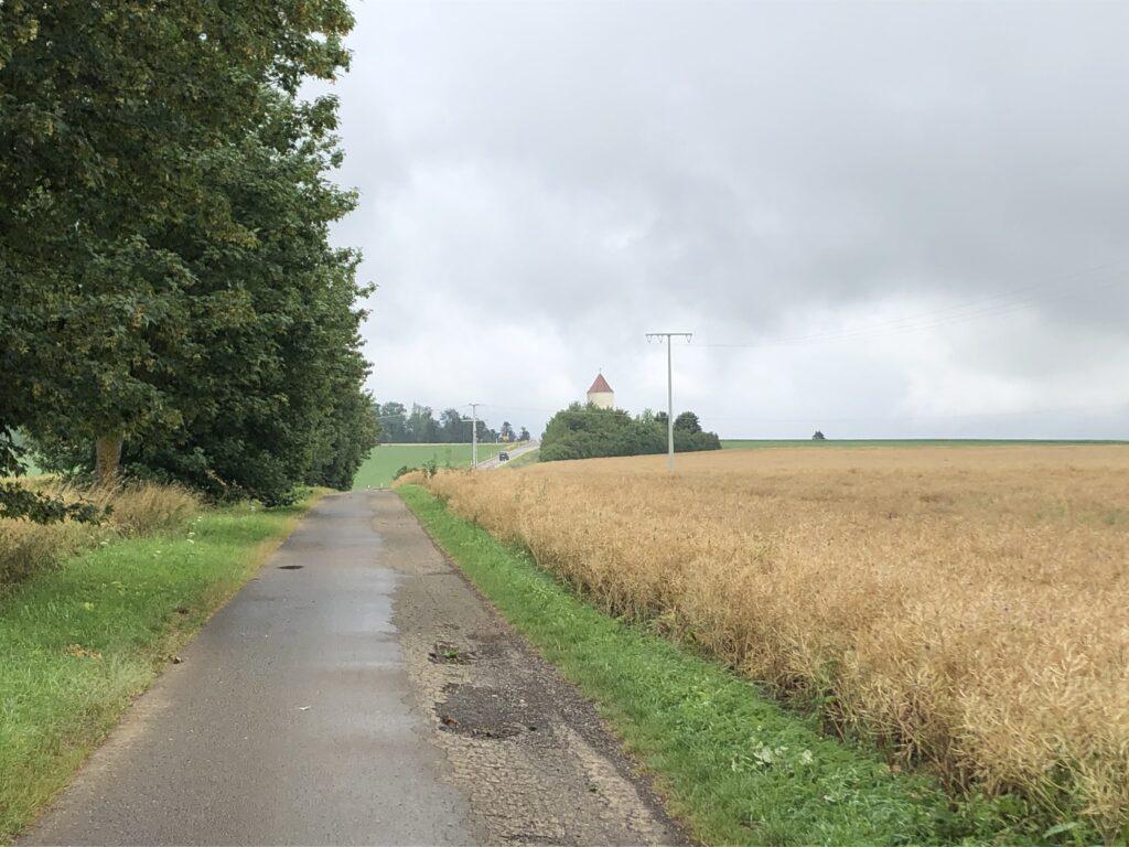 Auf dem Weg Richtung Balingen (Bild: Klaus Dapp)