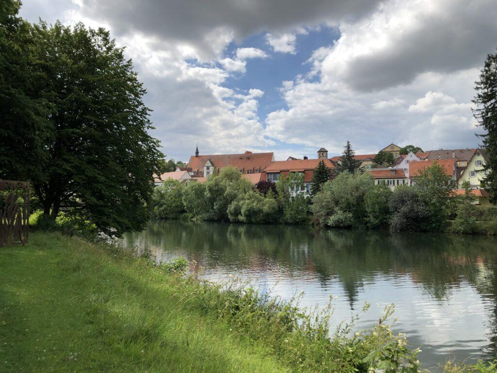 Neckarblick in Rottenburg am Neckar (Bild: Klaus Dapp)