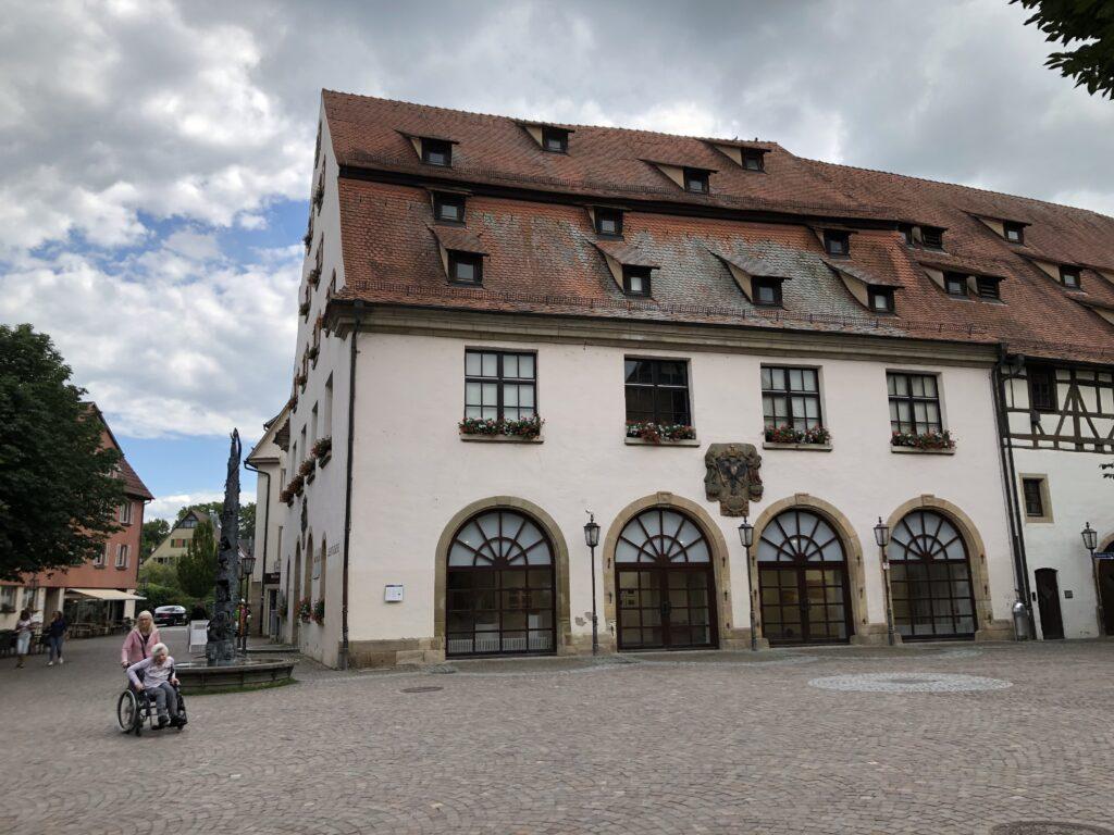 Zehntscheuer in Rottenburg am Neckar (Bild: Klaus Dapp)