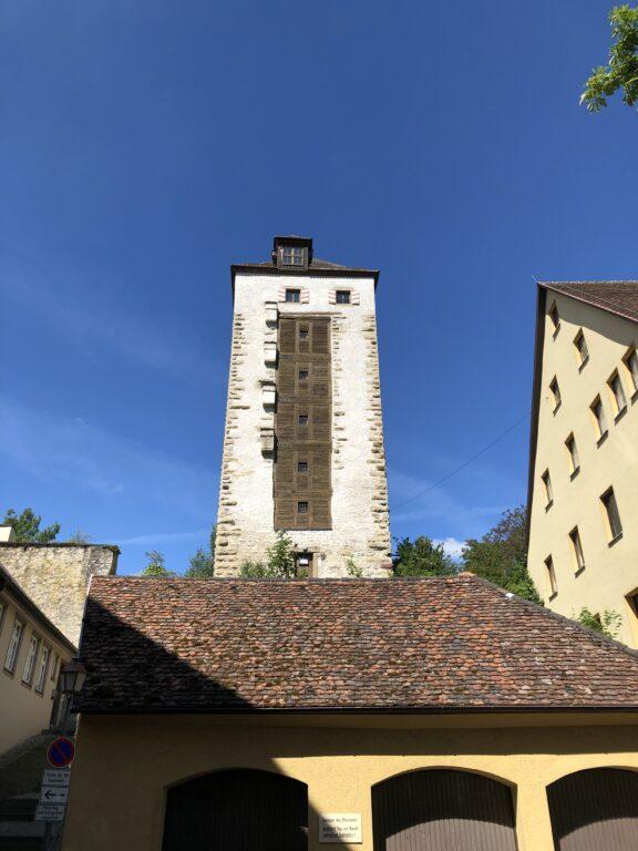 Schurkenturm in Horb am Neckar (Bild: Klaus Dapp)