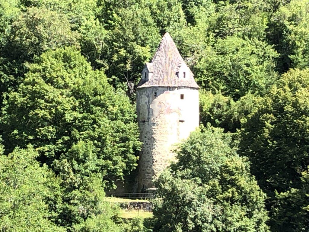 Innerer Ringmauerturm in Horb am Neckar (Bild: Klaus Dapp)