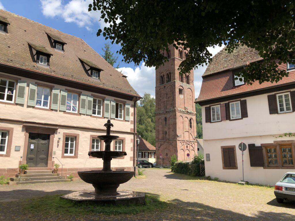 Wirtschaftsgebäude des Klosters Hirsau (Bild: Klaus Dapp)