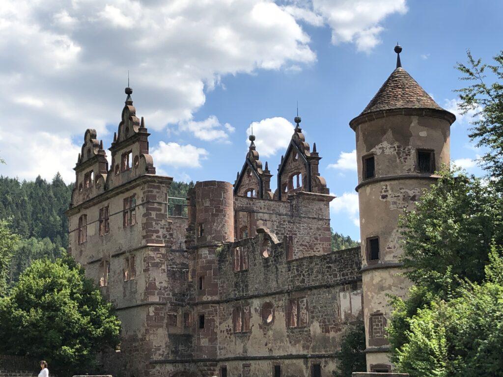 Jagdschloss im Kloster Hirsau bei Calw (Bild: Klaus Dapp)