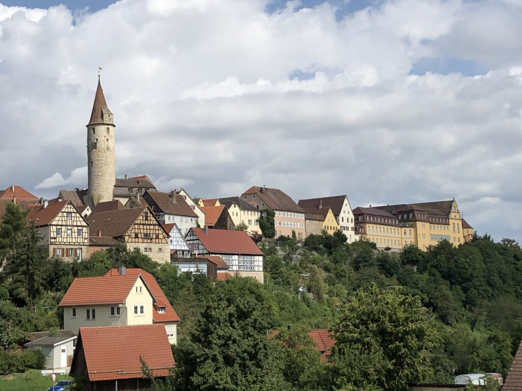 Kirchheim an der Jagst (Bild: Klaus Dapp)