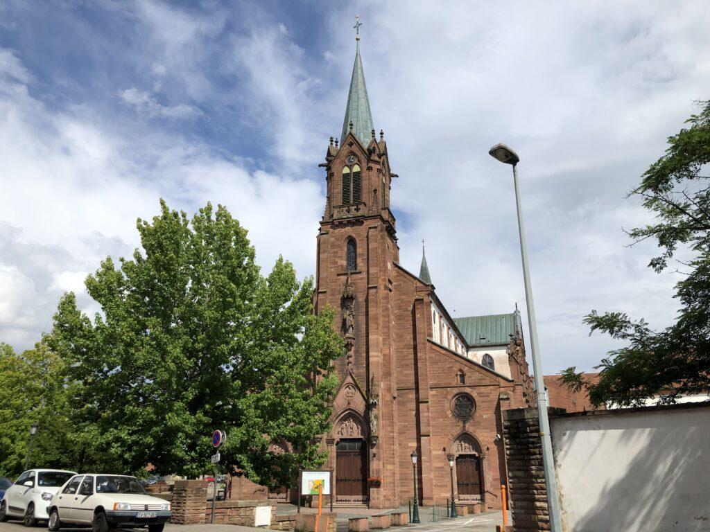 Basilika in Marienthal (Bild: Klaus Dapp)