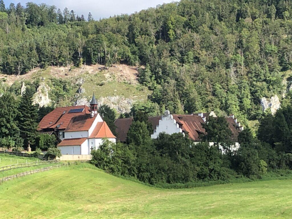 Gutshof Käppeler bei Thiergarten (Bild: Klaus Dapp)