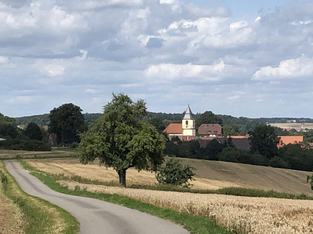Gaubahnstrecke (Bild: Klaus Dapp)