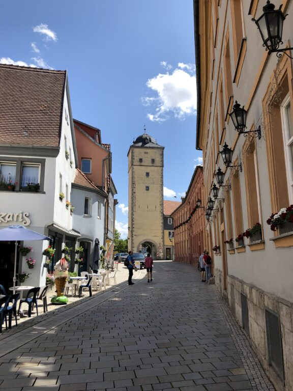 Torturm in Ochsenfurt (Bild: Klaus Dapp)