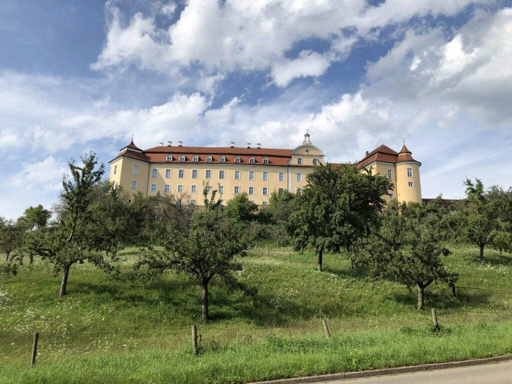 Schloss Ellwangen (Bild: Klaus Dapp)