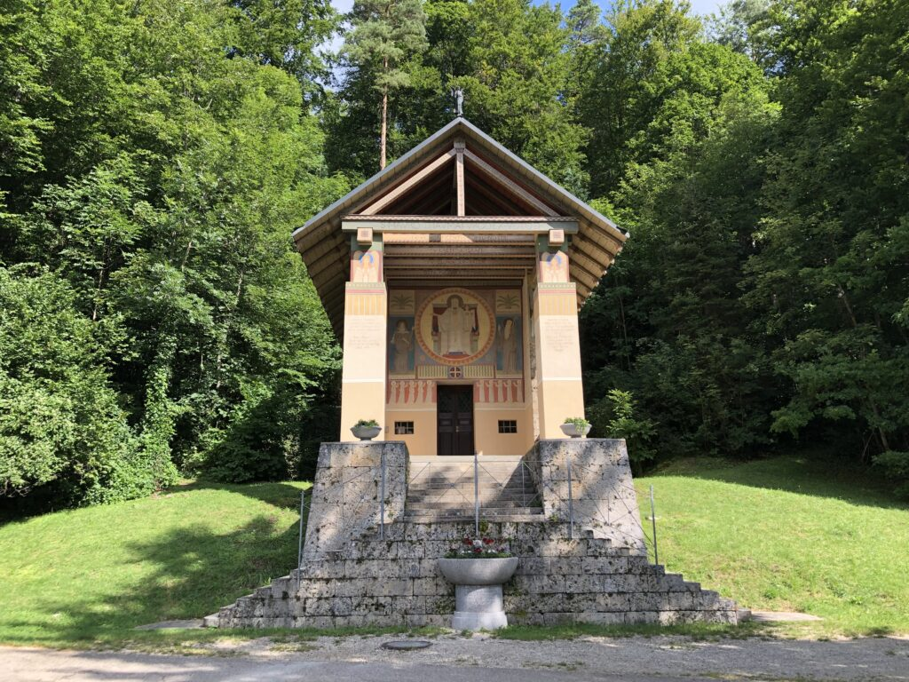 Mauruskapelle (Bild: Klaus Dapp)