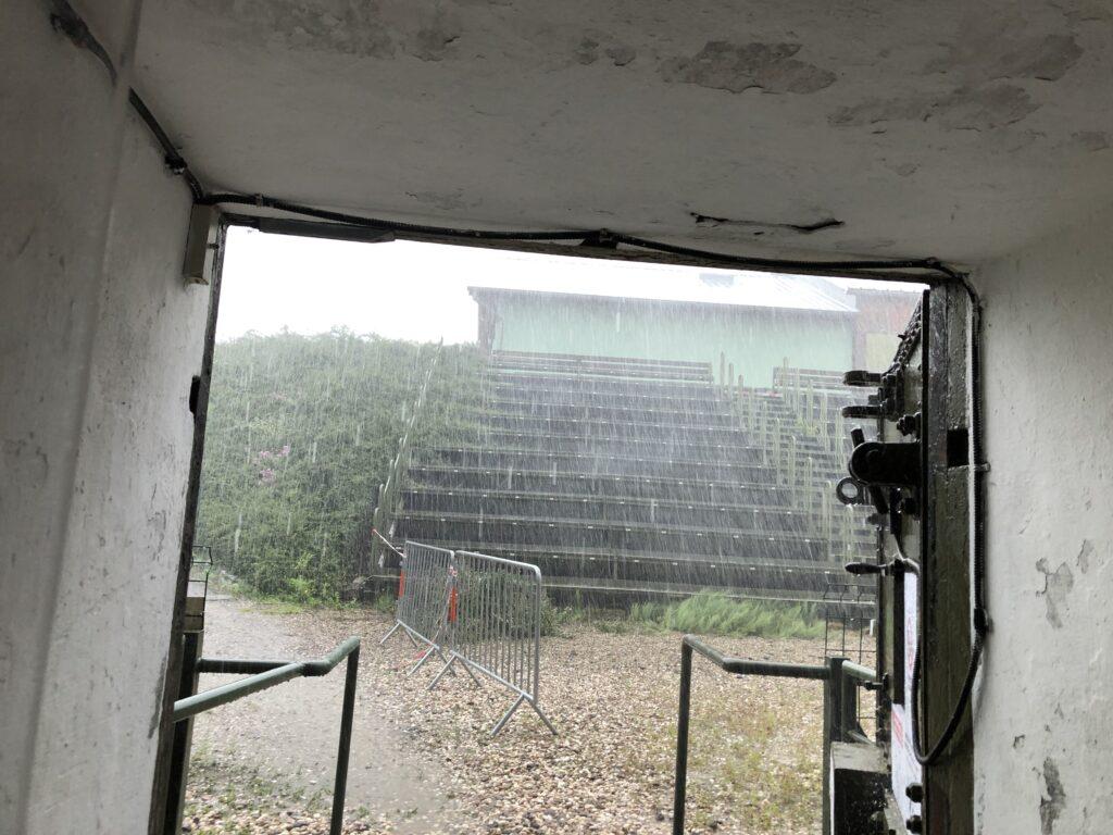Gewitter in Hatten (Bild: Klaus Dapp)