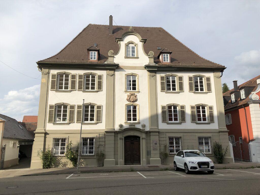 Stadthaus in Ellwangen (Jagst)