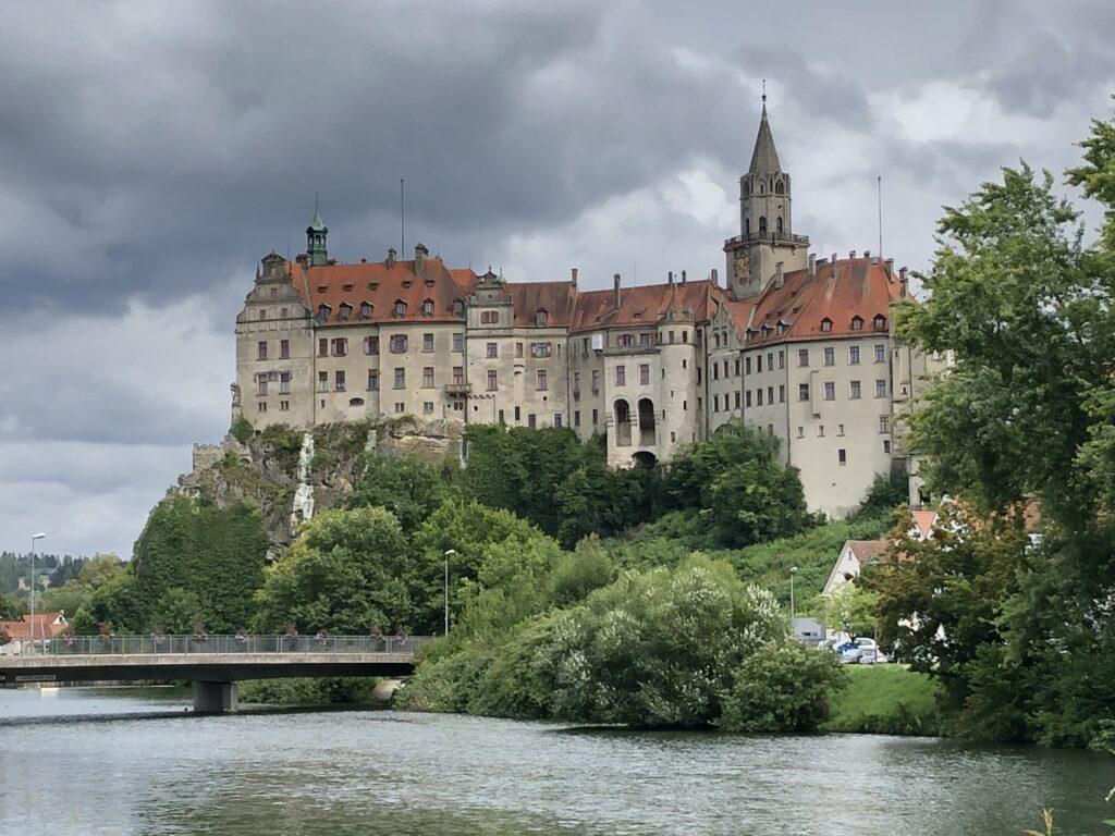 Hohenzollern Schloss in Sigmaringen (Bild: Klaus Dapp)