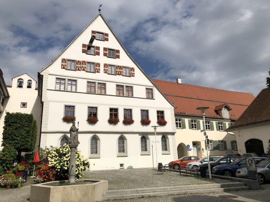 Städtische Galerie / Spital zum heiligen Geist (Bild: Klaus Dapp)