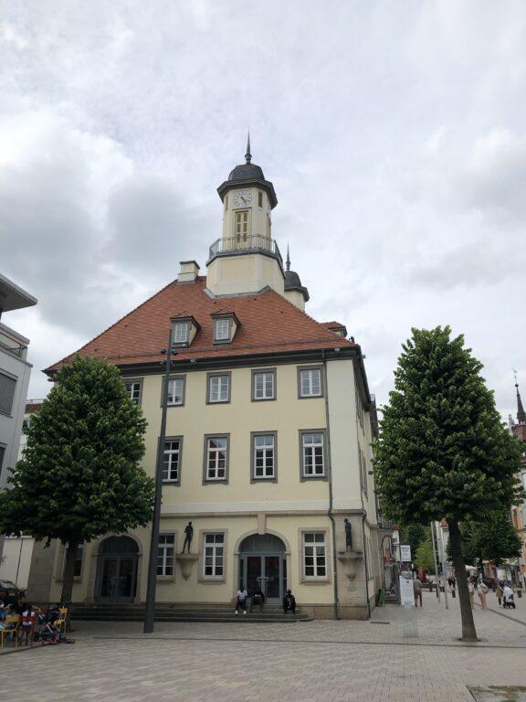 Rathaus in Tuttlingen (Bild: Klaus Dapp)