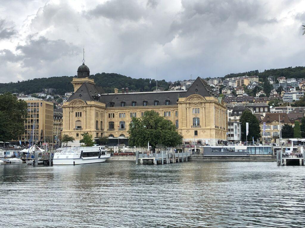 Hafen von Neuchâtel (Bild: Klaus Dapp)