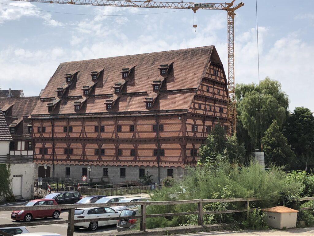 Ehemaliges Spital / Heimatmuseum in Ehingen (Donau) (Bild: Klaus Dapp)