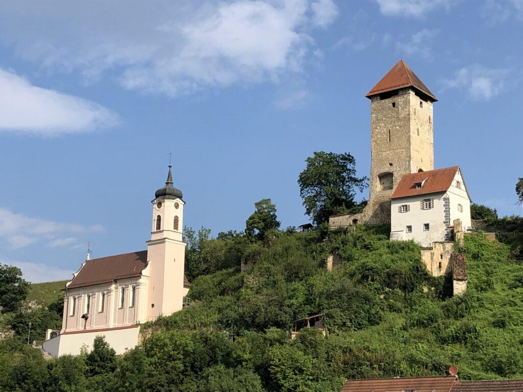 Burg Rechtenstein (Bild: Klaus Dapp)