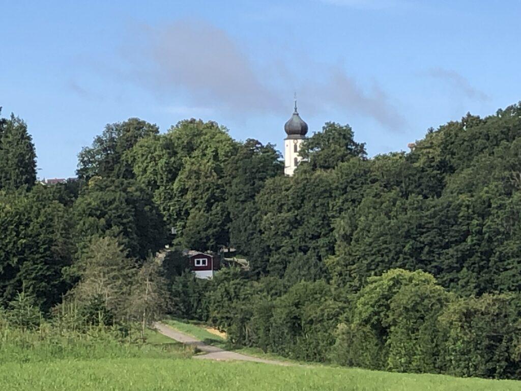 Kirche von Inzigkofen (Bild: Klaus Dapp)