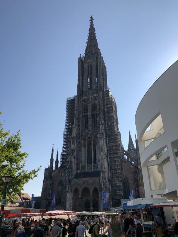 Ulmer Münster (Bild: Klaus Dapp)