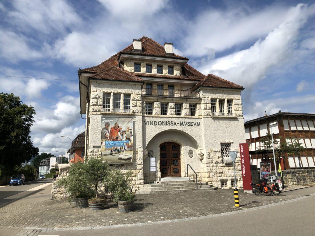 Vidonissa Museum in Brugg (Bild: Kaus Dapp)