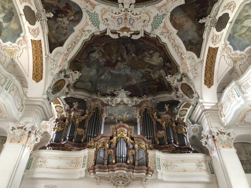 Kirche des Klosters Beuron (Bild: Klaus Dapp)