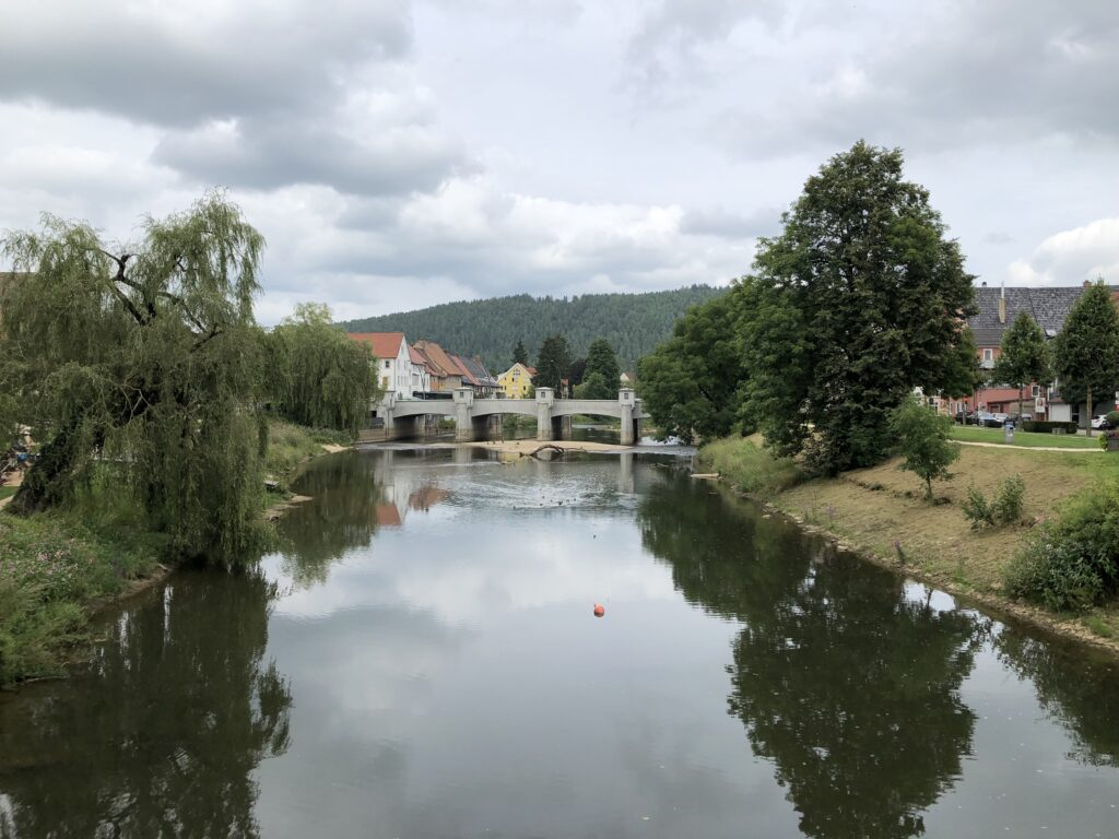 Donaubrücke in Tuttlingen (Bild: Klaus Dapp)