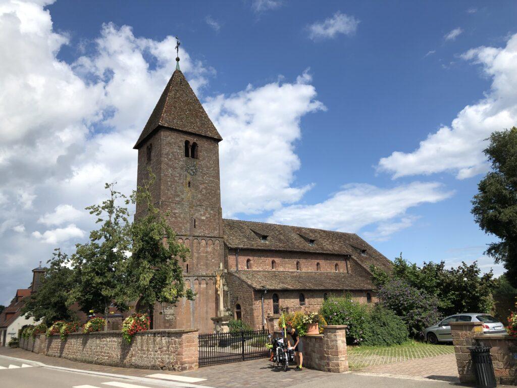Kirche St. Ulrich (Bild: Klaus Dapp)