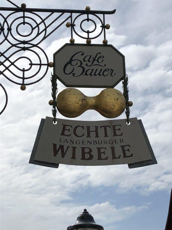 Der Hersteller der Echten Wiebele - Cafe Bauer (Bild: Klaus Dapp)