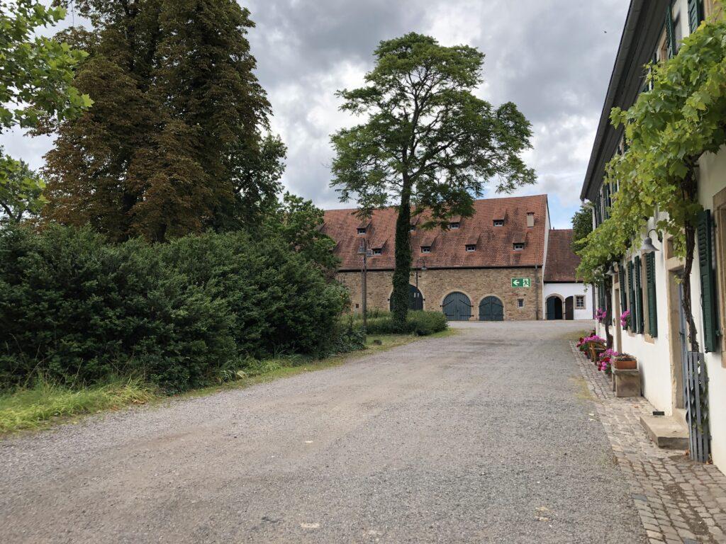 Johanitergut Herrenhof in Mußbach (Bild: Klaus Dapp)