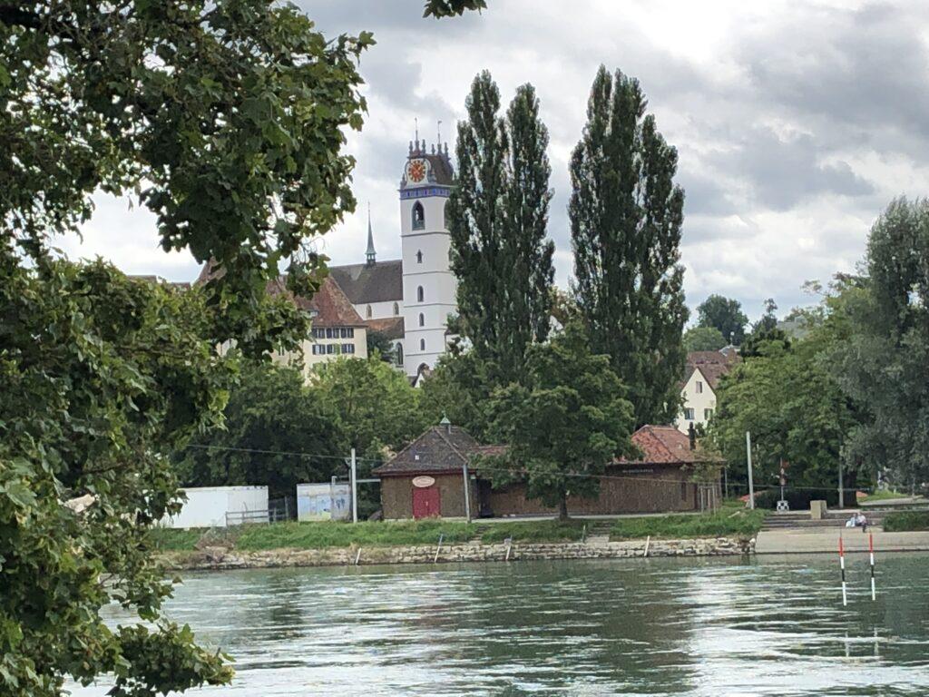 Stadtkirche Aarau (Bild: Klaus Dapp)