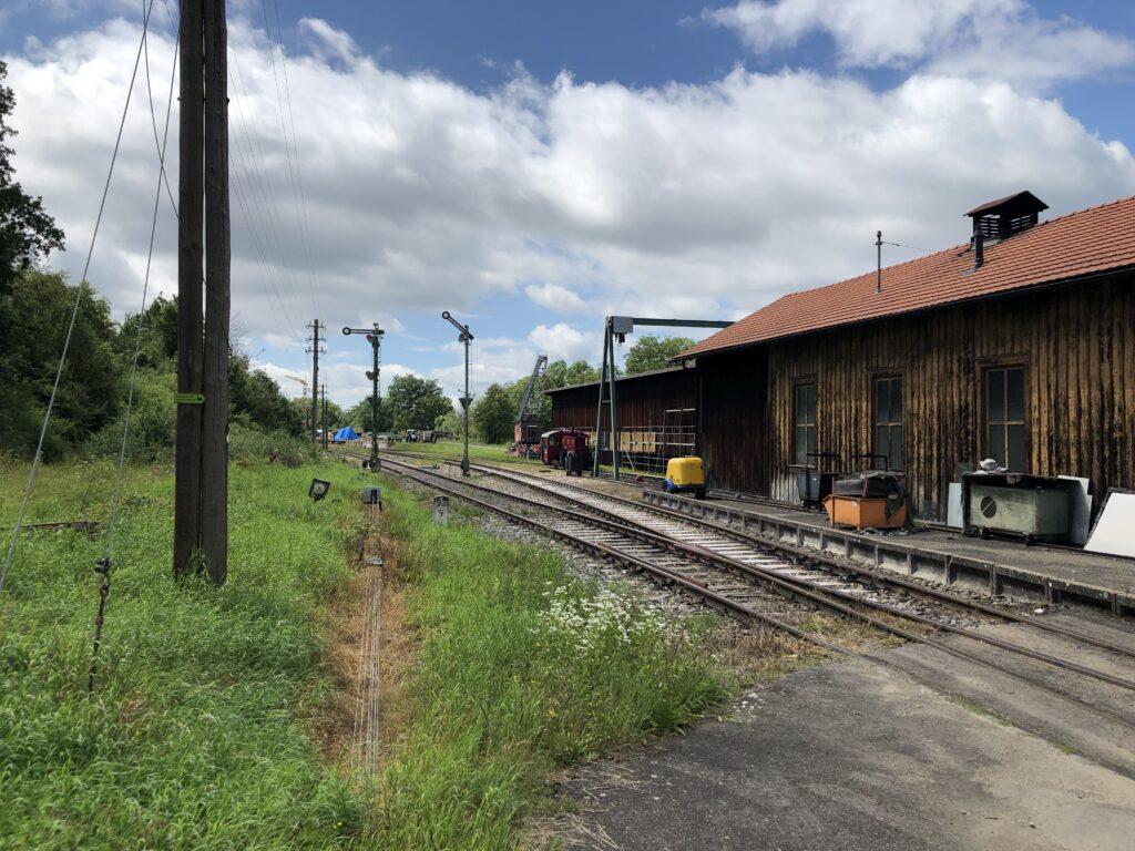 Bahnhof Fützen (Bild: Klaus Dapp)