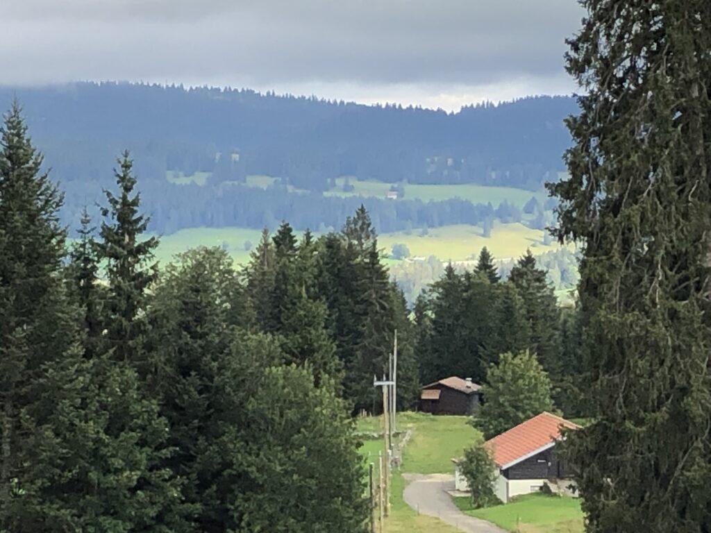 Blick in den Jura (Bild: Klaus Dapp)