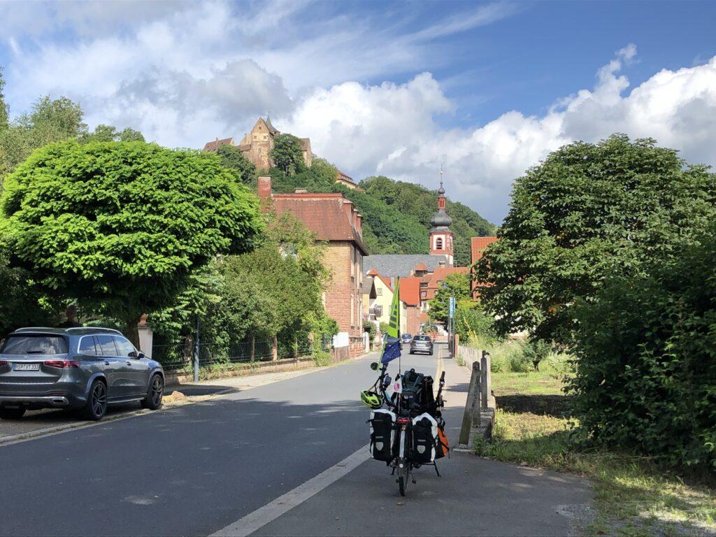 Rothenfels am Main (Bild: Klaus Dapp)