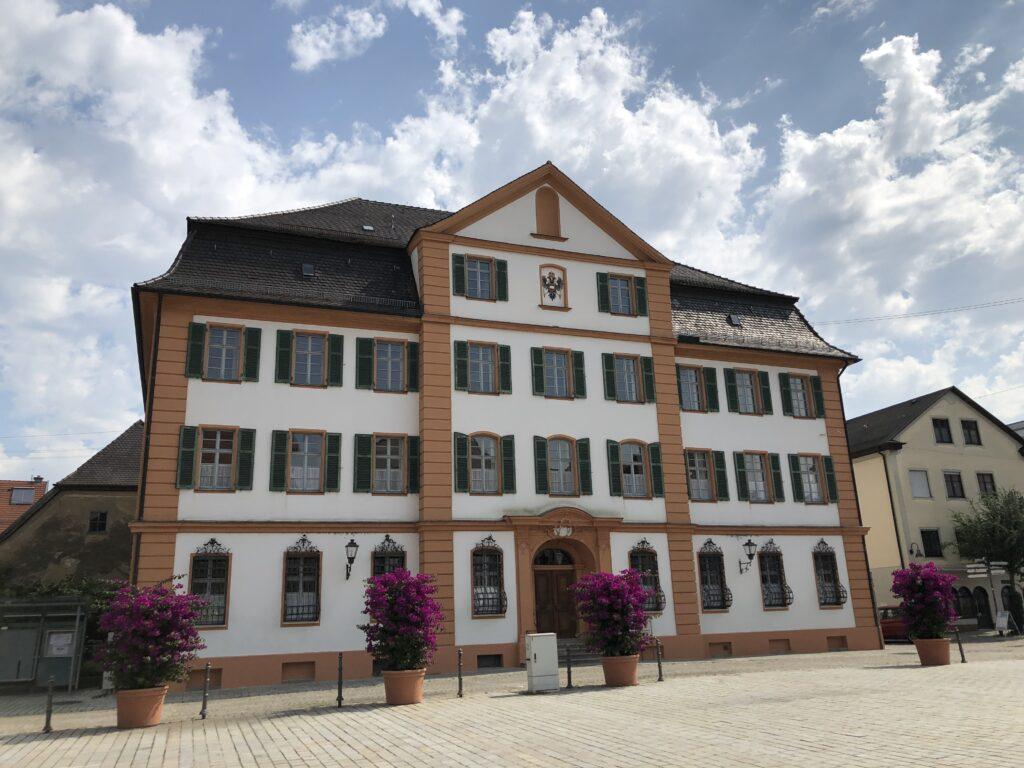 Ständehaus in Ehingen (Donau) (Bild: Klaus Dapp)