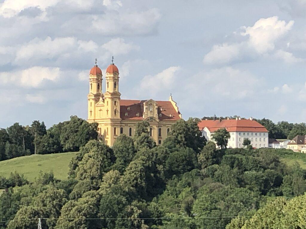 Schönenbergkirche in Ellwangen (Jagst)