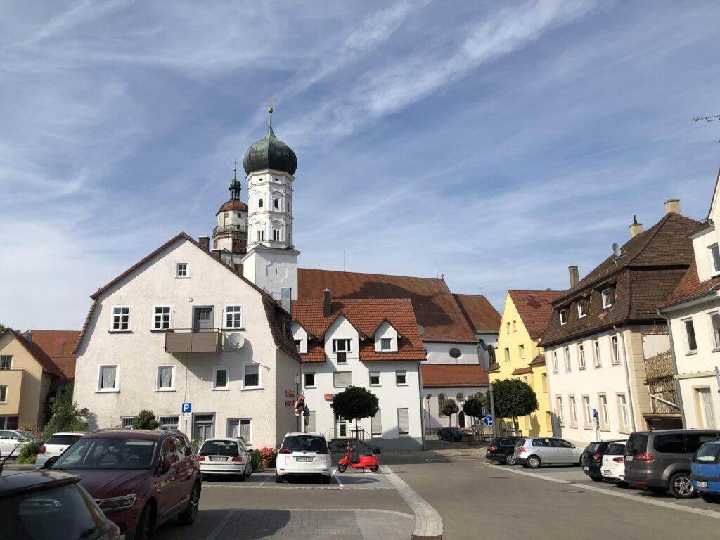 Evangelische Stadtkirche in Giengen an der Brenz (Bild: Klaus Dapp)