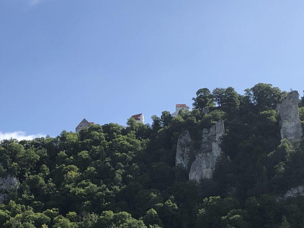 Donautal vor Beuron (Bild: Klaus Dapp)