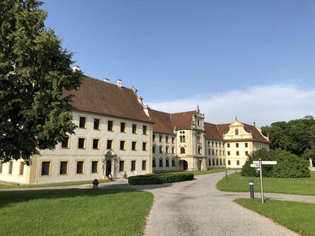 Klostergelände Obermarchtal (Bild: Klaus Dapp)